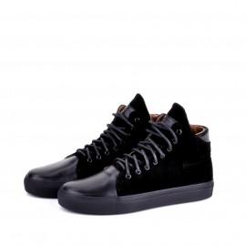 Кожаные ботинки Ruvee