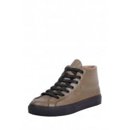 Кожаные ботинки Retro Khaki