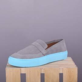 Замшевые Loafers