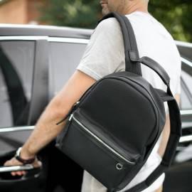 Мужской рюкзак из кордуры Pilot Black Cordura