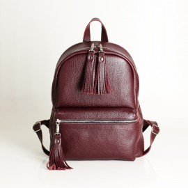 Рюкзак Narcissus Big wine leather