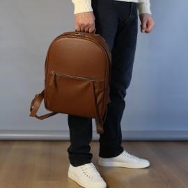Мужской рюкзак из кожи Karl Backpack