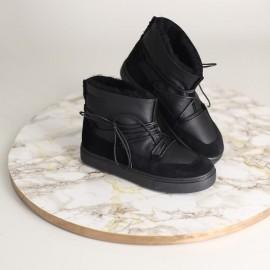 Луноходы LUNAR BOOTS ботинки из овчины