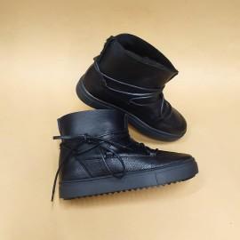 Луноходы ботинки из овчины LUNAR