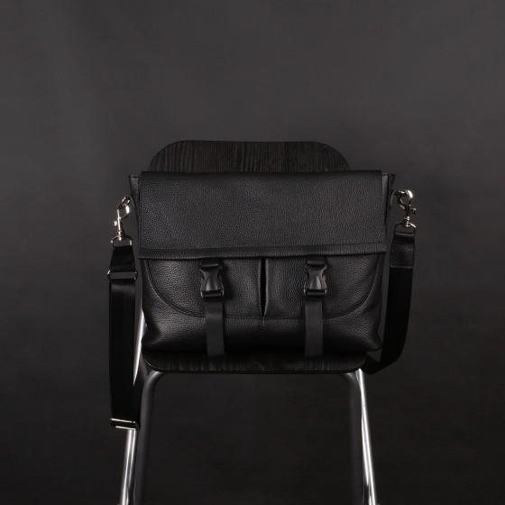 Мужская сумка из кожи Генрих