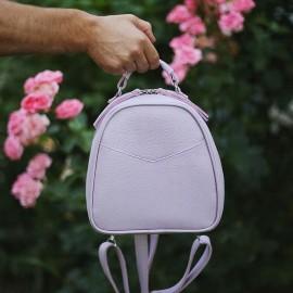 Lola backpack - жіночий рюкзак з натуральної шкіри